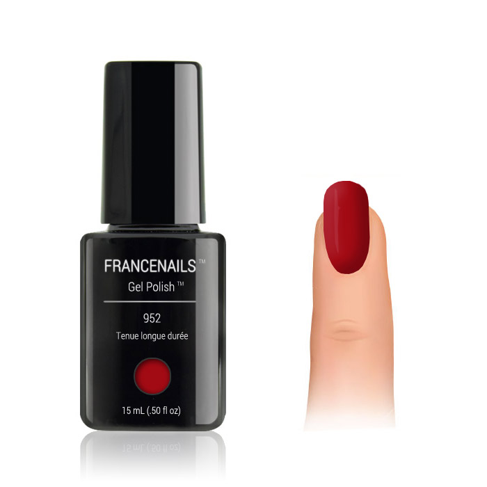 Vernis Permanent Rouge
